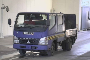 2005 mitsubishi canter guts fd70bb fd70 3.0 diesel manual mt truck for sale in japan