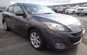 2010 mazda axela sport bl5fw AT 1.5 15c used for sale in japan