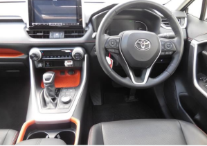 2020 toyota rav4 mxaa54 2.0 at for sale in japan used